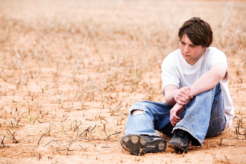 depressieve-jongen
